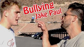 BULLYING JAKE PAUL!!