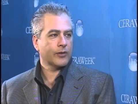 David Levine - CERAWeek 2013 Interview