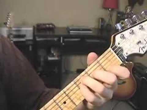 Guitar Chord Videos Csus4 Youtube