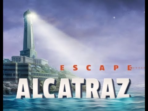 Escape Alcatraz(Android) - Walkthrough