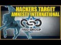 Why Is Nobody Talking About The Amnesty International And Baltimore Hacks?