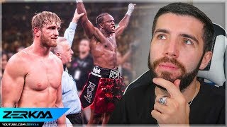 My Thoughts On Ksi Vs Logan Paul 2 Rematch