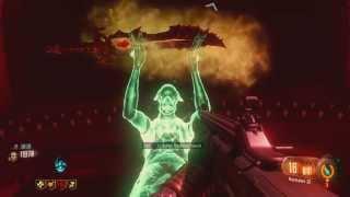 "ULTIMATE SWORDS CO-OP RUN! Shadows of Evil ""Black Ops 3 Zombies"" Easter Egg"