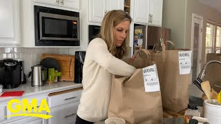 Grocery delivery service tips and challenges l GMA
