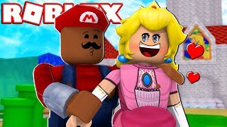 SUPER MARIO ROBLOX ADVENTURE