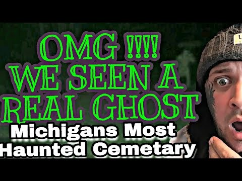OMG!!! We Seen A Real GHOST {NOT CLICKBAIT}