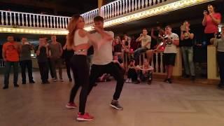 Romeo Santos - Sobredosis ft. Ozuna | Dario y Sara Bachata Fusion