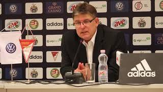 DVSC - Mezőkövesd Zsóry 1-2 Herczeg András