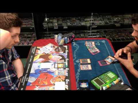 Feature Match Round 5: Jeff Jones vs Jonny Nagel Game 1