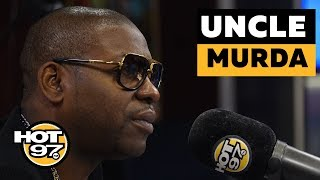 Uncle Murda On 6ix9ine, K. Michelle, Touring w/ 50 Cent + 2019 Rap Up
