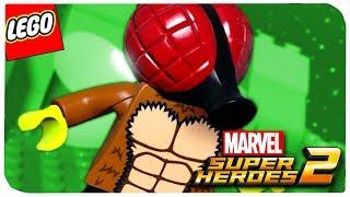 LEGO Marvel Super Heroes 2 Прохождение - Часть 1 - ЭТА ИГРА СБИЛА МЕНЯ С ТОЛКУ !!!