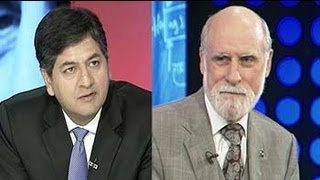 Big interview with Vint Cerf, 'the father of Internet'