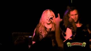 """VADER """"Reborn in Flames"""" Live"""
