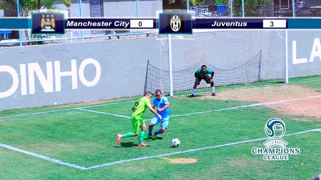 Cifuca 2015 Manchester City E Juventus Categoria Senior Youtube