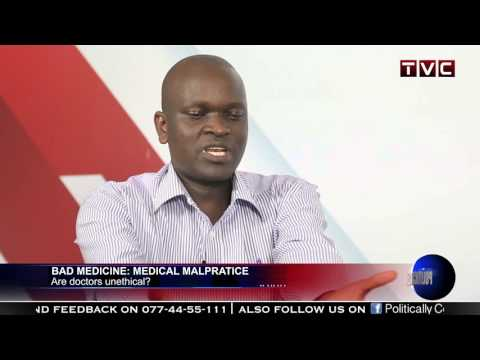 Medical Malpractice with Dr.George Got part 2