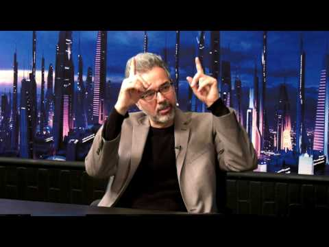 False Flags and more BS - Ron James Interviews Richard Dolan on Bigger Questions
