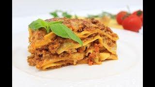 Лазанья  Классическая  Итальянская / Italian lasagna