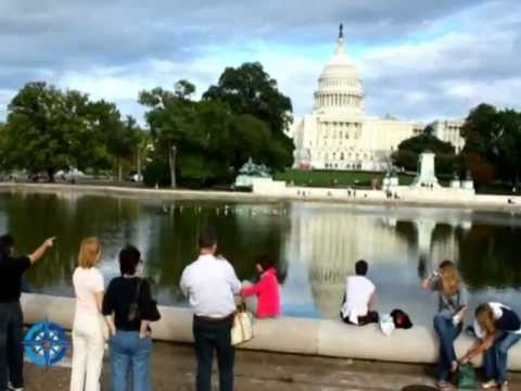Washington D.C.'s National Mall - Self Guided Walking Tour