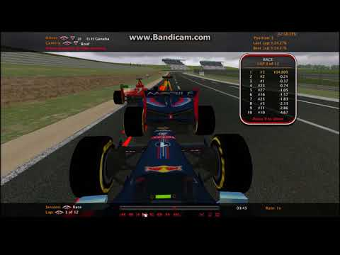 2017 O2 F1 Series Round 9: Scintillating South Africa