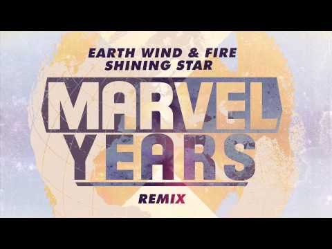 Earth, Wind & Fire  Shining Star Marvel Years Remix