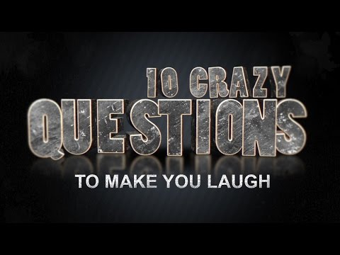 10 Crazy Questions: Quick Laughs with Wolfgang Riebe Mp3