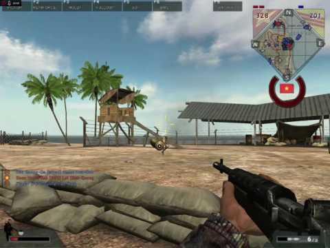 Battlefield: Vietnam (2004) - Operation Flaming Dart