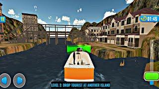 Transport Cruise Ship Game Passenger Bus Simulator _ Best Cruise Ship Bus Game _ Ship Game 2021 screenshot 4