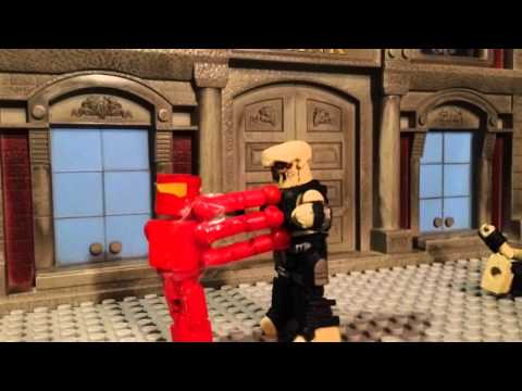the superman chronicles ep 8 justice league war minimates stopmotion lego darkseid batman flash