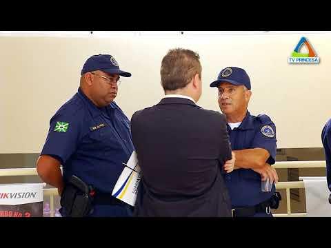 (JC 07/11/17) Varginha sedia encontro de representantes de guardas civis municipais do Sul de Minas