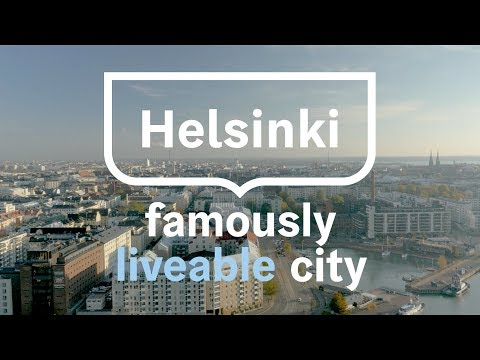 Life in Helsinki