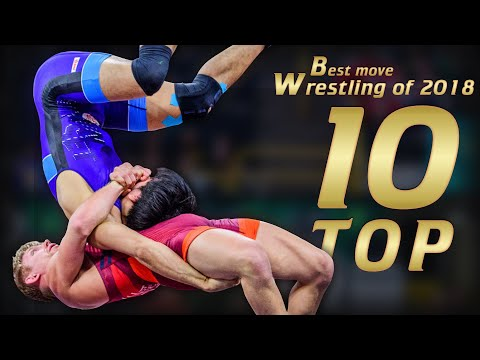 Top 10 Best Move Of 2018 | WRESTLING