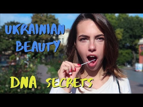 Beauty Secrets of Ukrainian Girls: is it in the DNA?