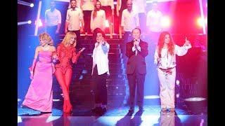 Angy, Santiago Segura, Roko, Ruth Lorenzo y Blas Cantó inauguran la gala de 'Tu cara me suena'