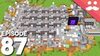 Hermitcraft 6: Episode 87 - PRETTY MACHINES!