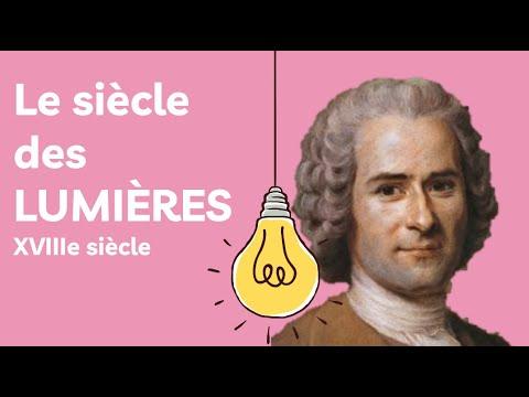 Le Siecle Des Lumieres ( 18e Siècle)