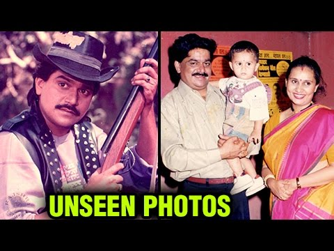 Laxmikant Berde Unseen Personal Pictures With Family ...