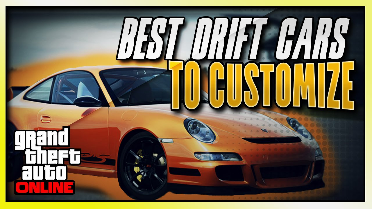 Online Gta Best Drift Cars To Customize In Los Santos