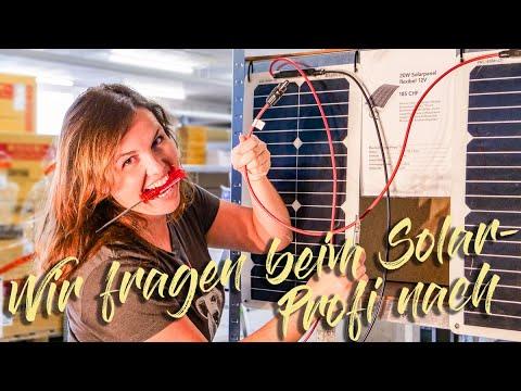 solaranlage f r wohnmobil und camper die h ufigsten fragen. Black Bedroom Furniture Sets. Home Design Ideas