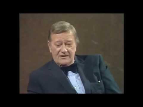 John Wayne Speaks About Communism & Capitalism