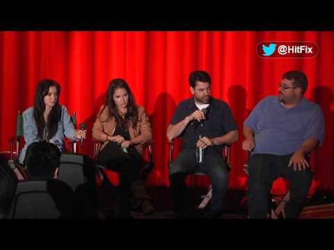 The Conjuring  Ron Livingston, Shanley Caswell & Hayley McFarland Q&A