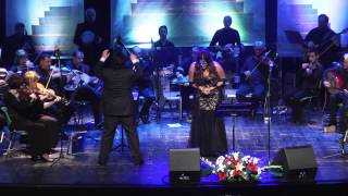 """Inta Omri"" - The Mediterranean - Andalusian Orchestra Feat. Nasreen Qadri"
