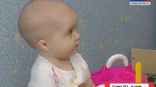 Лена Никифорова, 1 год, правосторонняя тугоухость 3 степени