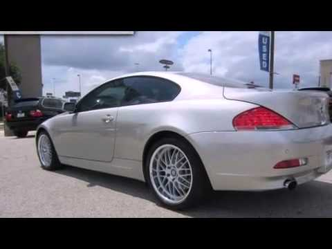 Used 2007 BMW 650i Navigation Night Vision Heads Up Displa  YouTube