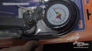 ⚒ Розпакування ➔ Пневмопістолет для накачування коліс Miol 81-520