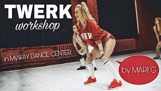 Twerk choreography by MARI G - Zack Knight & Jasmin Walia - Dum dee dum