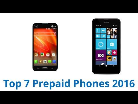 7 Best Prepaid Phones 2016
