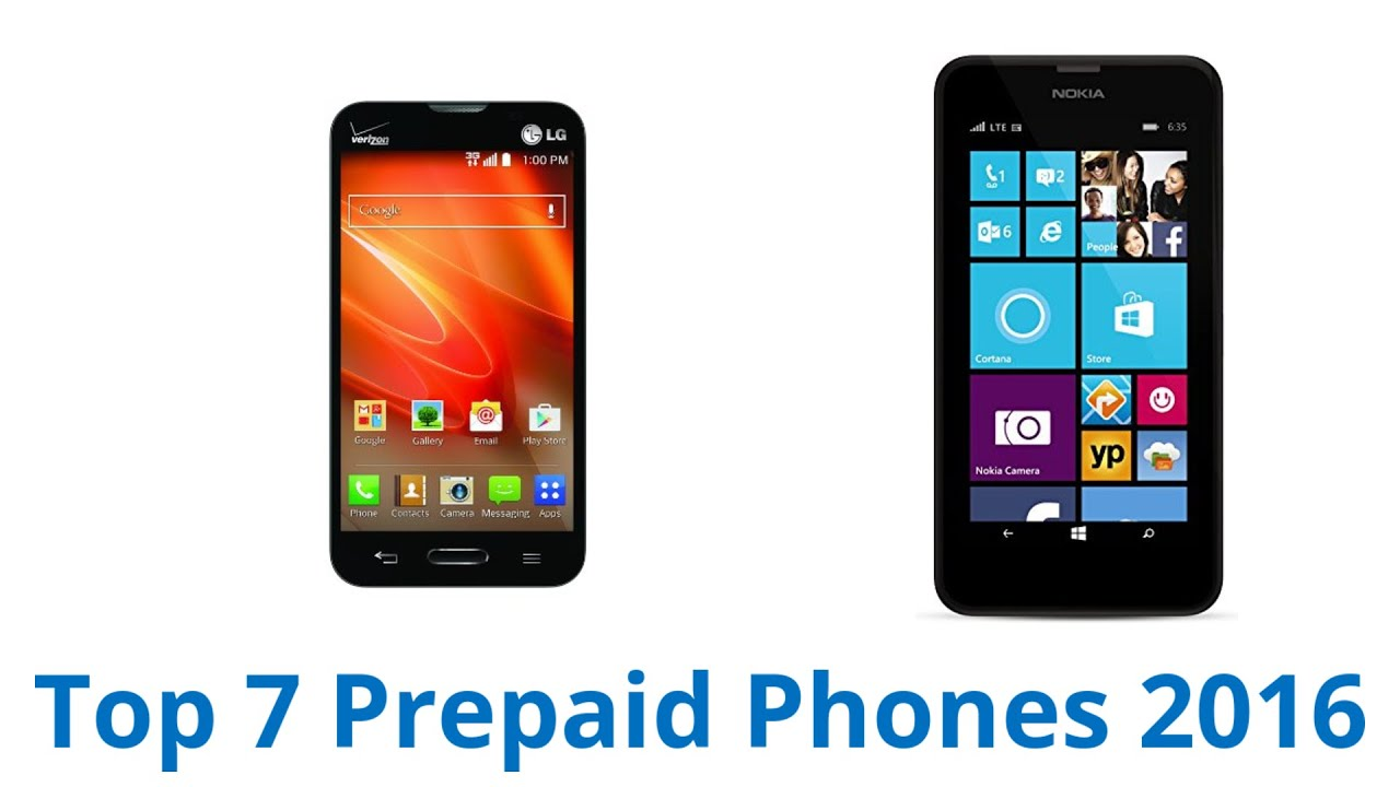 The best option for prepaid phones