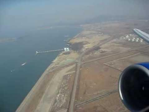 PLANE Takeoff   737  Tunisia-Poland