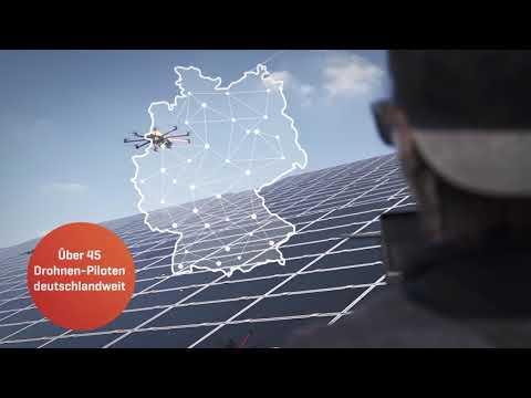 ucair GmbH - schnelle und professionelle Solar Inspektion für PV Anlagen