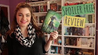 Heir of Fire by Sarah J.  Maas   Spoiler Free Review